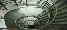 Stairs of University Polytechnic